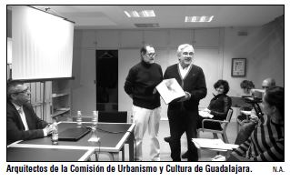 """ARTÍCULO """"El Colegio de Arquitectos reconoce la labor de cinco agrupaciones locales"""""""