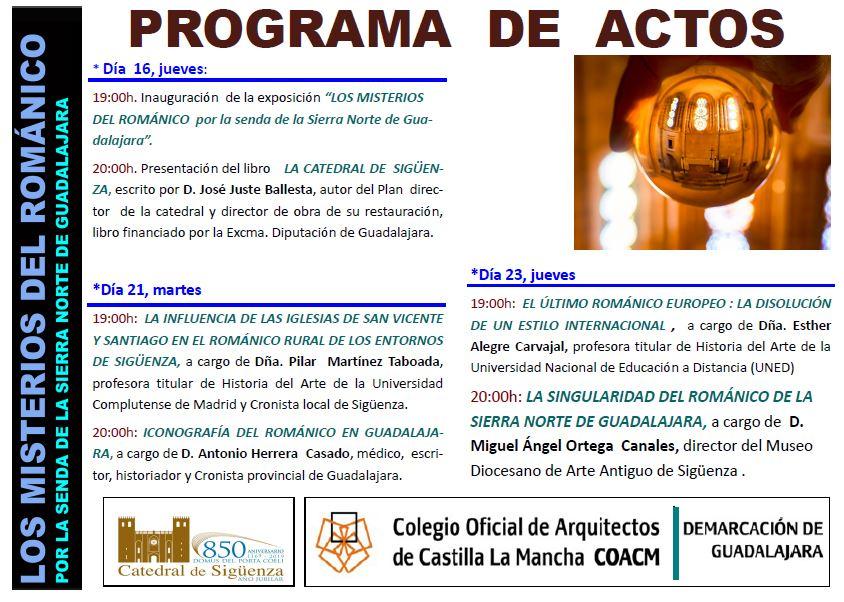 ACTOS CULTURALES DE PRIMAVERA