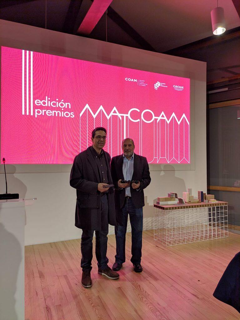 ¡Ganadores III Premios MATCOAM! MENCIÓN MATCOAM SOSTENIBILIDAD